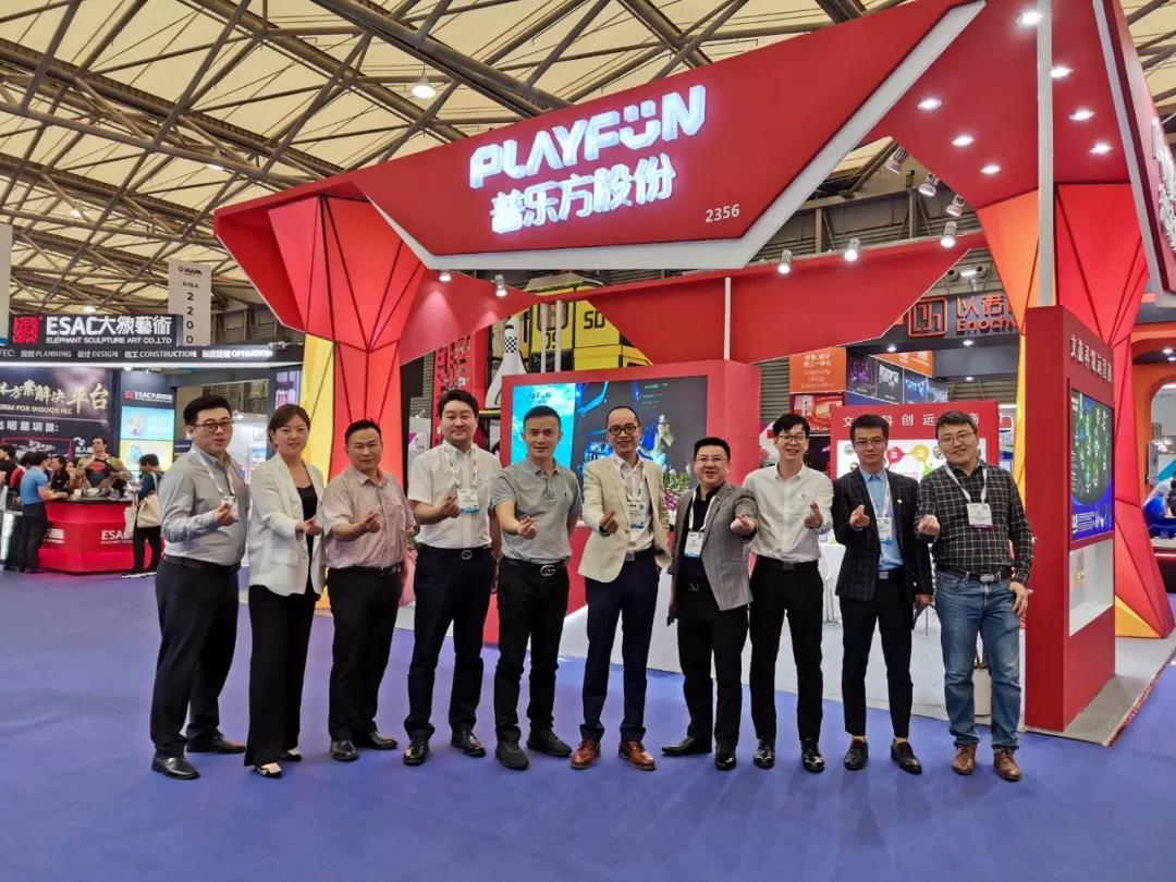 2019 IAAPA上海展完美落幕,亚博亚博体育官网入口方再次点燃亚洲博览会