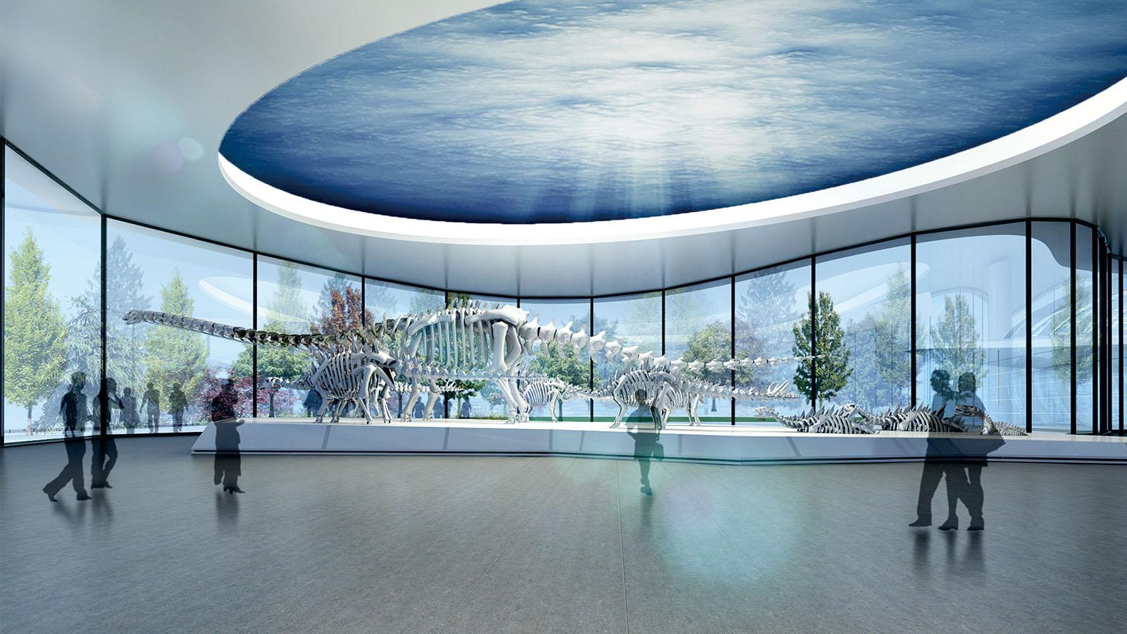 云阳恐龙博物馆